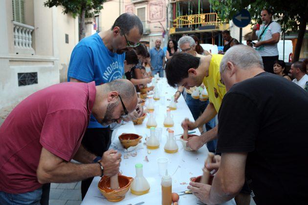 Festes del Pont del Diable. Concurs d'Allioli