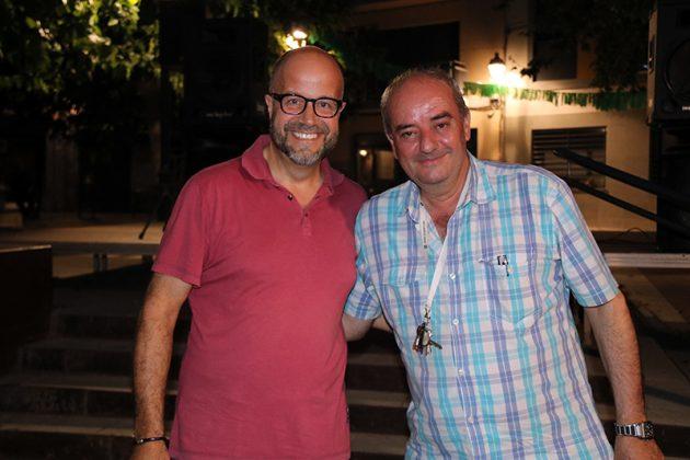 Festes del Pont del Diable. Concurs d'Allioli. Jaume Puig i Àngel Antón