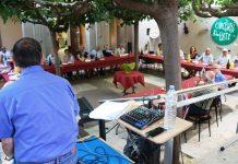 Concerts al pati de l'Esplai de Gent Gran La Vila