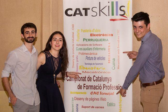 Una parella d'estudiants de l'Escola d'Aprenents de SEAT guanya un premi en Mecatrònica