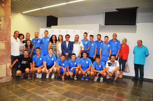 Recepció Associació Esportiva Pares i Mares Futbol Sala Martorell