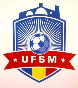 Nou escut Unió Futbol Sala Martorell