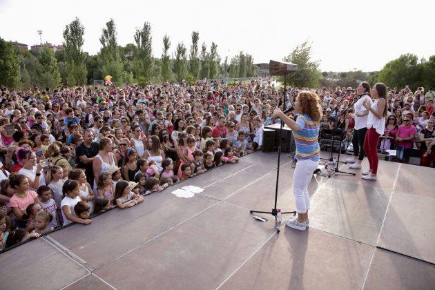 Concert Dámaris Gelabert. Foto: Grisphoto