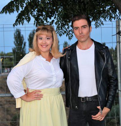 Sandy i Danny de Sing-Alon