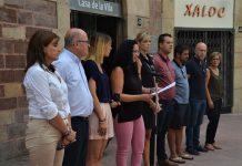Manifest en memòria dels atemptats de Barcelona i Cambrils