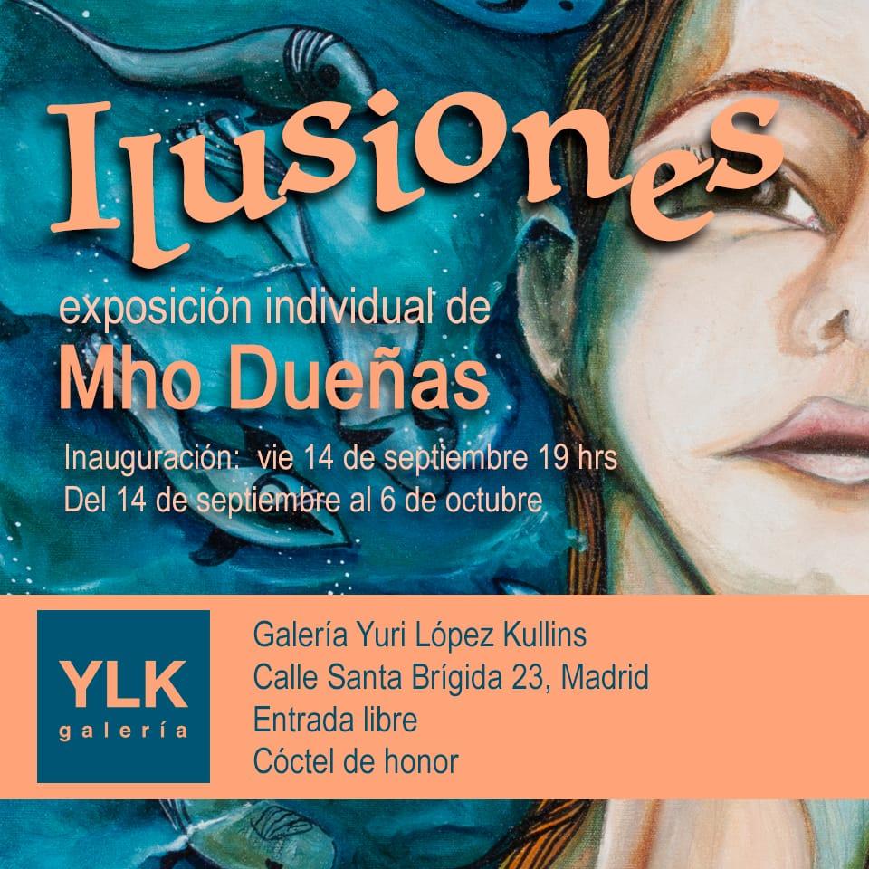Exposició 'Ilusiones', de Mho Dueñas