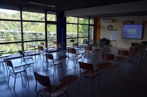 Sala d'actes de l'EOI