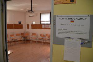 Aula d'alemany de l'EOI