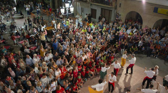 Ballada Festa del Most. La Quadrilla. Foto: Carles Porta