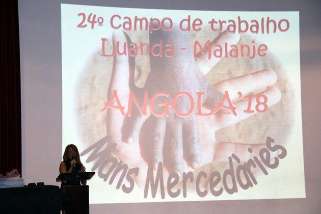 Montse Torras, responsable de l'ONG Mans Mercedàries