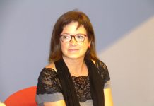 Blanca Busquets, autora 'La fugitiva'