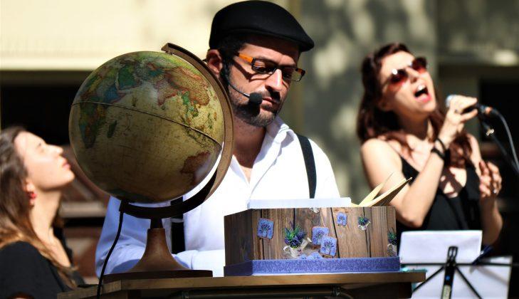 'Records de viatge' d'Eugeni Muriel