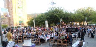 Acte commemoratiu de l'1-O d'Òmnium Cultural