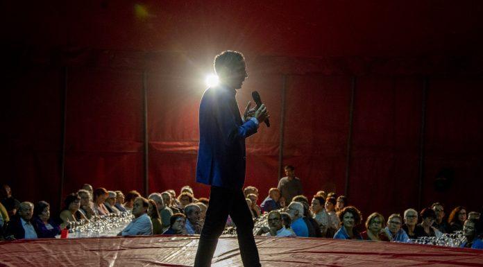 Espai Bombolles al Circ Smile. Foto: Carles Porta