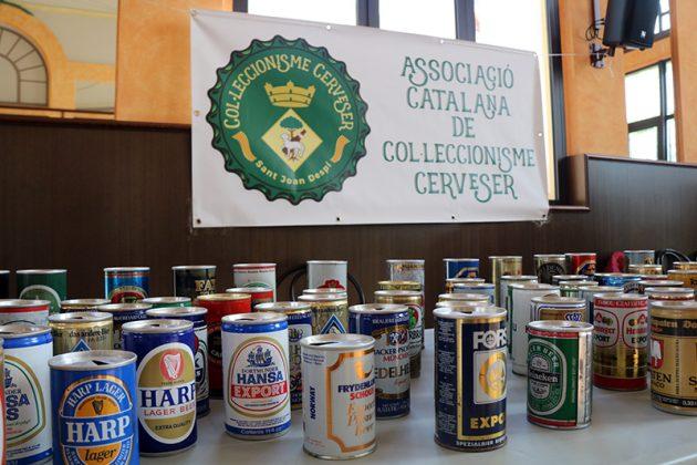 Roser. Trobada de col·leccionisme cerveser