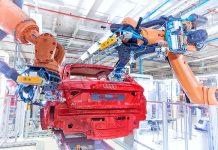 Producció Audi A1 a la planta SEAT de Martorell