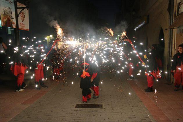 Bateig Colla Infantil Diables. Foto: Òscar Pérez