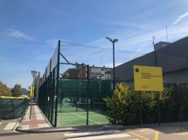 Obres gimnàs artística CE La Vila