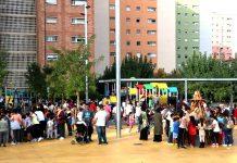 Estrena plaça Pompeu Fabra