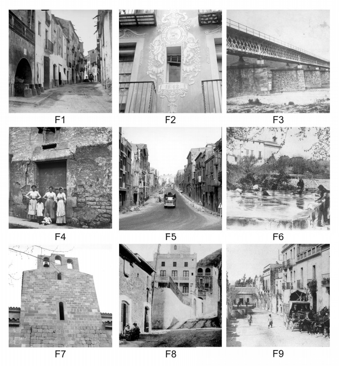 2n Concurs Refotografiem Martorell. Les 9 imatges a concurs