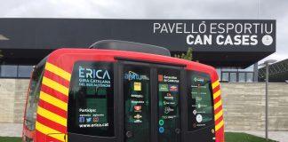 Bus ÈRICA a Martorell