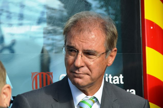 Juan Ramón Rodríguez, president AAVV Can Cases