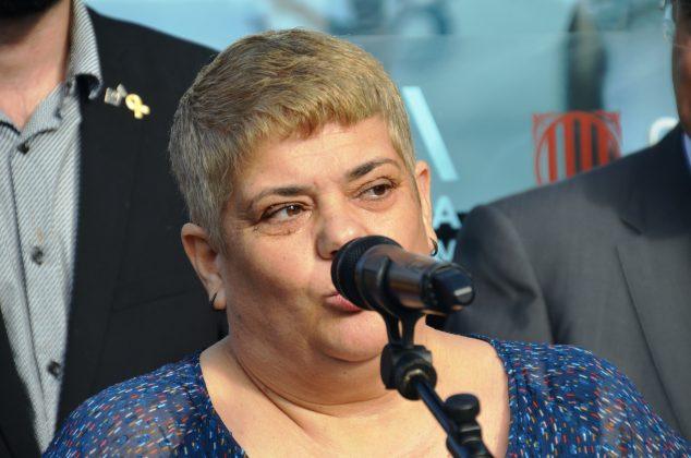 Marisol Solís, presidenta AAVV Torrent i Rodalies