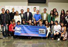 Recepció alumnes Institut Pompeu Fabra