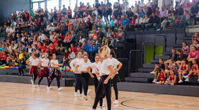Inauguració Pavelló Esportiu Can Cases. Foto: Grisphoto