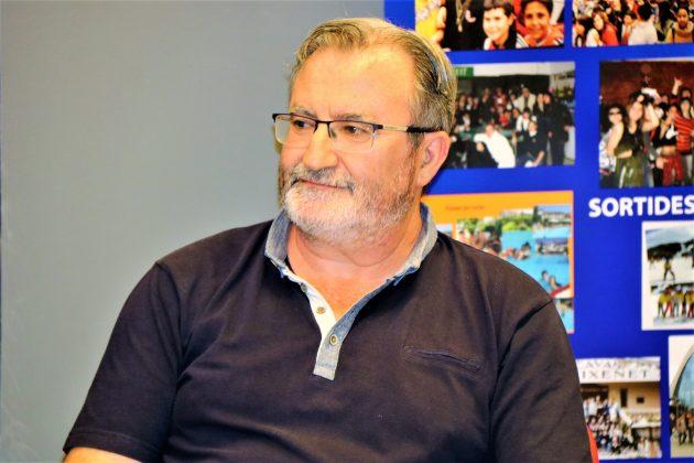 Andrés Martínez, autor de l'àlbum
