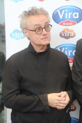 Inauguració de l'ampliació de Vira Brands. Christian Escribà