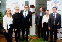 Inauguració de l'ampliació de Vira Brands