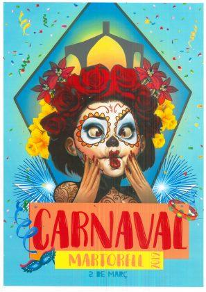 Finalista concurs cartells Carnaval
