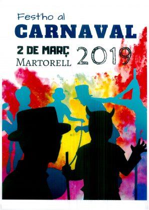 Guanyador 16 anys cartell Carnaval