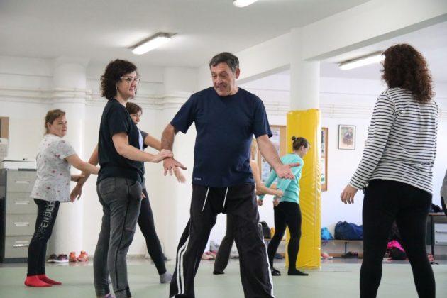 Curs defensa personal femení. Nihon Tai Jitsu