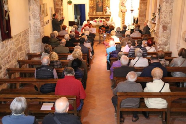 Festa del Tíscar a la capella de Sant Joan
