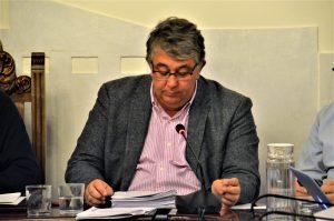 Josep Casasayas, regidor d'Hisenda i Seguretat Ciutadana