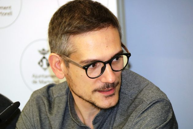 Xavier Pagès, director Coral Ars Nova