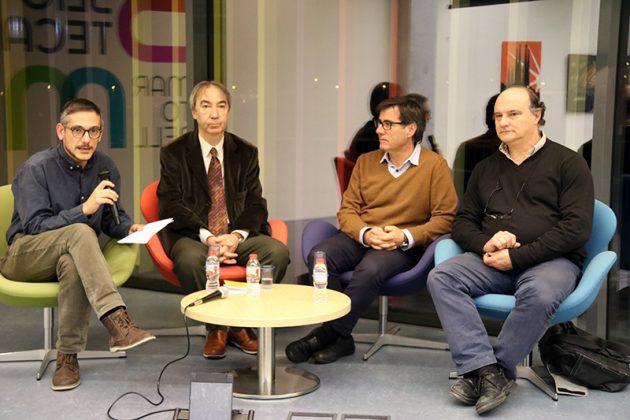 Presentació d''El moviment coral dins el teixit social català' de Miquel-Lluís Muntané