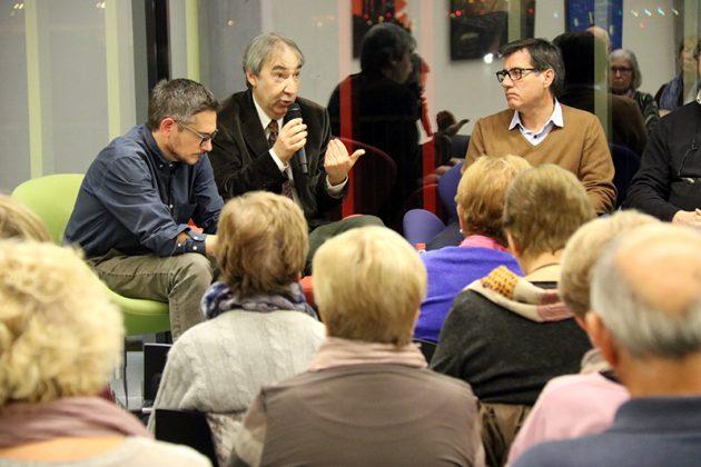 Presentació d''El moviment coral dins el teixit social català', de Miquel-Lluís Muntané
