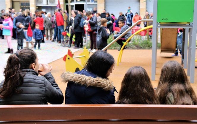 Inauguració plaça Era del Pedró