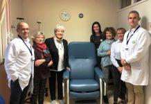 Donació butaca quimioteràpia