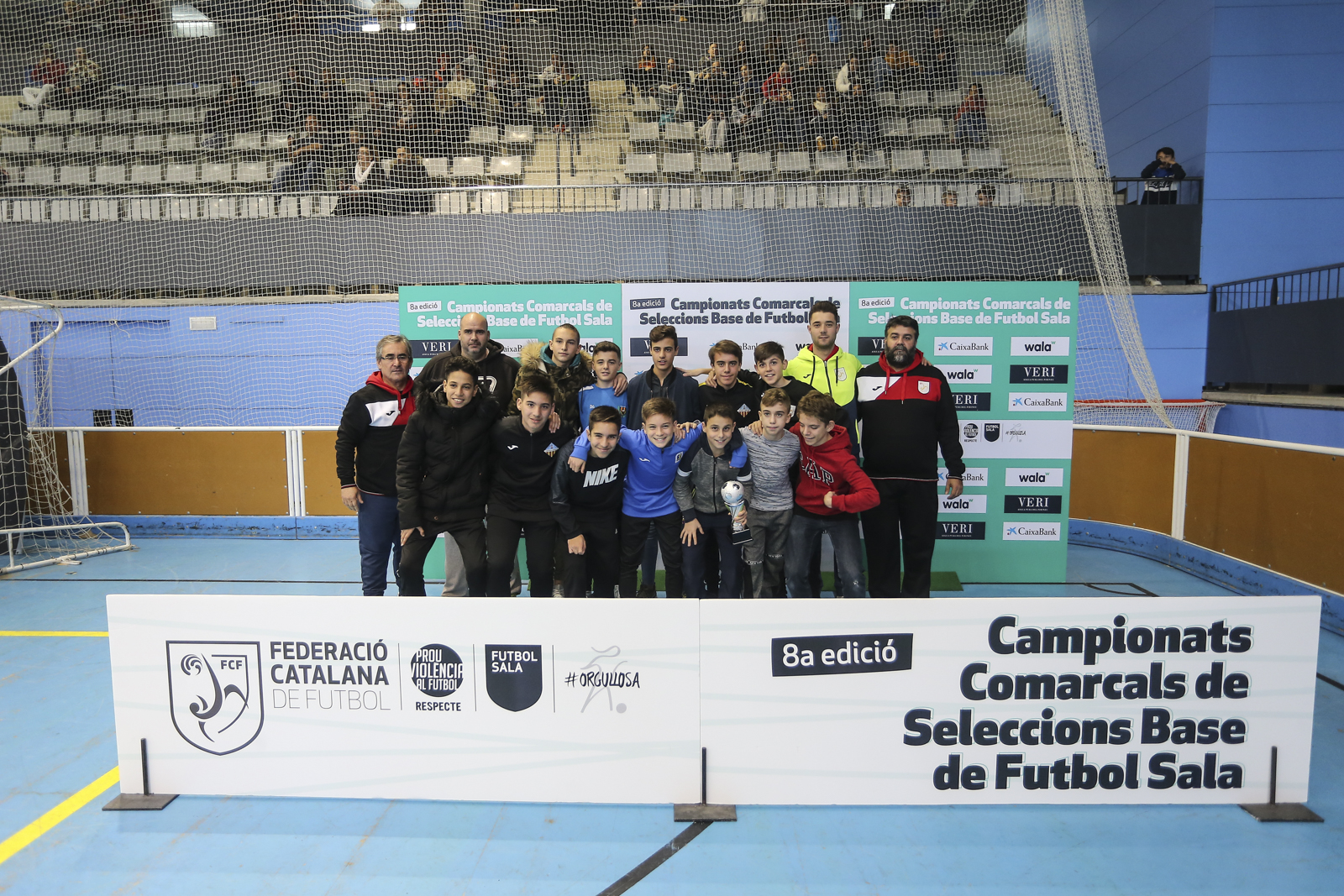 Campionat Comarcal Blanes (FCF)