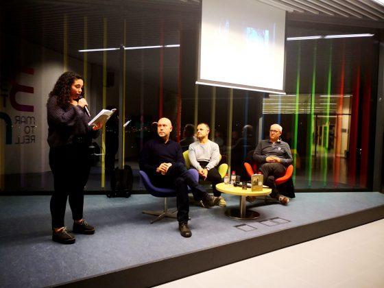 Presentació 'L'Ermita' de Jordi Llavina