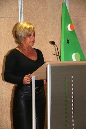 Encarna Morillo, representant AMPA Can Serra