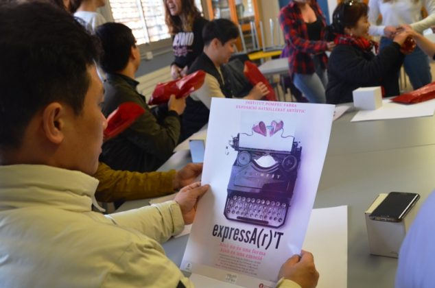 visita de vuit professors de l'Institut Jeonbuk de Corea del Sud a l'Institut Pompeu Fabra