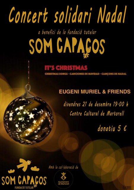 Concert solidari Som Capaços