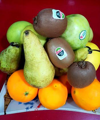 Martorell Saludable. Premi Categoria Local (13 a 17 anys). 'Castell de fruites', d'Adrià Escolano