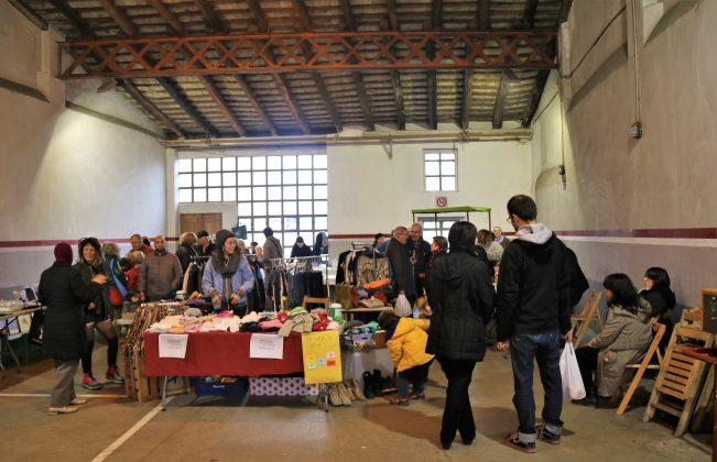Mercat i Dinar per La Marató