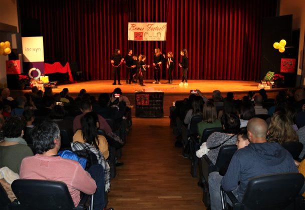 L'Aula de Teatre amb La Marató de TV3